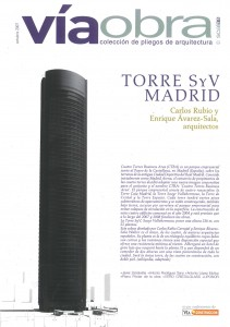 2007-VIA-OBRA-TORRE-SYV-CARLOS-RUBIO-Y-ENRIQUE-ALVAREZ-SALA-ARQUITECTOS