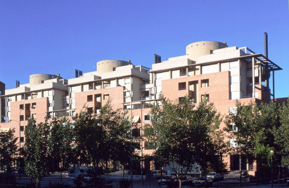 Estudio alvarez sala viviendas en tres cantos i - Viviendas tres cantos ...
