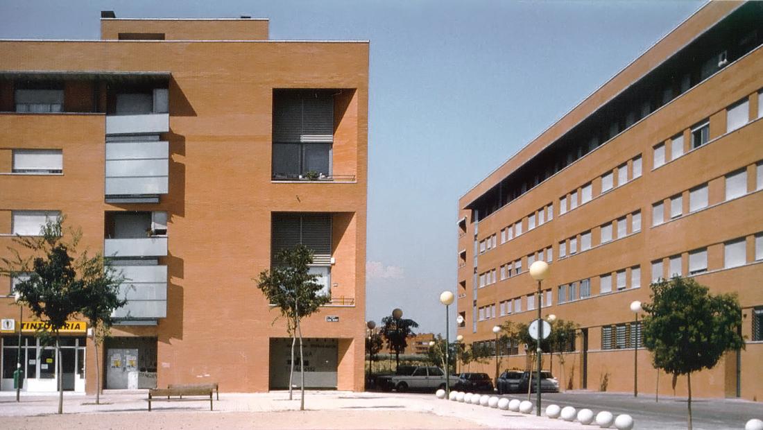 Estudio alvarez sala tres manzanas en valdebernardo - Tres estudio ...